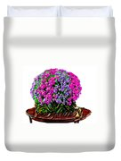 Beautiful Arrangement Of Flowers Duvet Cover