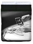 Bentley Hood Ornament Duvet Cover