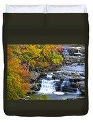 Berea Falls Duvet Cover