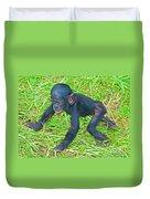 Bonobo Baby Duvet Cover