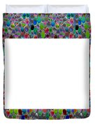 Border Frames Square Buy Any Faa Produt Or Download For Self-printing  Navin Joshi Rights Managed Im Duvet Cover
