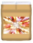 Bright Background  Duvet Cover