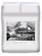 Bunker Hill, 1775 Duvet Cover