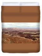 Canyonlands National Park In Utah Duvet Cover