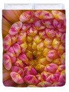 Dahlia Named Siemen Doorenbosch Duvet Cover