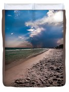 Destin Florida Beach Scenes Duvet Cover