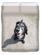 Dog Duvet Cover