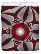 Kaleidoscopes Duvet Cover
