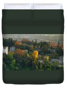 The Alhambra Palace Duvet Cover