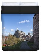 Leiden Duvet Cover