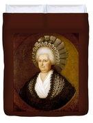 Martha Washington (1731-1802) Duvet Cover
