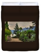 Mountain Road Duvet Cover