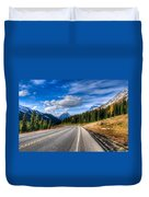 Mountain Views Duvet Cover