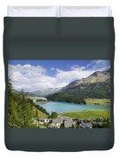 Panoramic View Duvet Cover