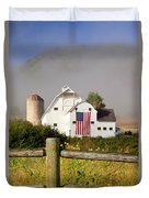 Park City Barn Duvet Cover