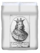 Richard II (1367-1400) Duvet Cover