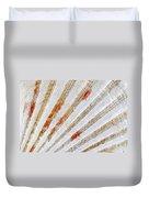 Seashell Surface Duvet Cover