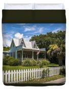 Sullivan's Island Tin Roof Story Book Cottage Duvet Cover