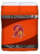 Tampa Bay Buccaneers Duvet Cover
