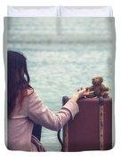 Teddy Bear Duvet Cover