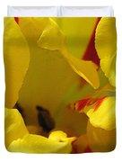 Triumph Tulip Named Washington Duvet Cover