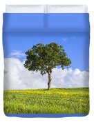 Tuscany - Val D'orcia Duvet Cover