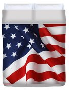 USA Duvet Cover by Les Cunliffe