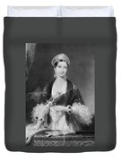 Victoria Of England (1819-1901) Duvet Cover