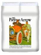 The Pierce Arrow Duvet Cover