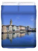 Zurich Duvet Cover