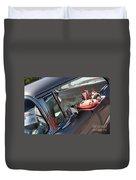 55 Bel Air Door-8190 Duvet Cover