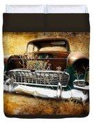 55 Chevy Duvet Cover