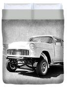 55 Gasser Art Duvet Cover