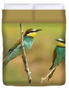 Nature And Travel Images Duvet Cover