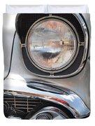 57 Bel Air Bugeye Duvet Cover