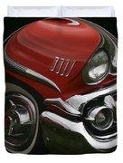 58 Chevy Duvet Cover