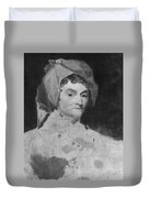 Abigail Adams (1744-1818) Duvet Cover