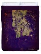 Big Ben Street Duvet Cover