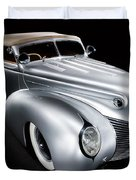 Custom Ford Coupe Duvet Cover
