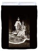 George V (1865-1936) Duvet Cover