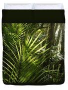 Jungle Light Duvet Cover