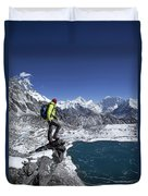 Khumbu Duvet Cover