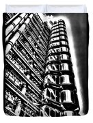 Lloyd's Of London Building Duvet Cover