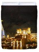 Madinat Jumeirah Duvet Cover