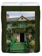 Monets Garden - Giverney - France Duvet Cover