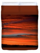 Nevada Skies Duvet Cover