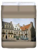 Old Town Quebec - Canada Duvet Cover