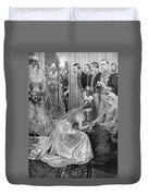 Queen Victoria (1819-1901) Duvet Cover