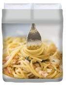 Spaghetti Duvet Cover