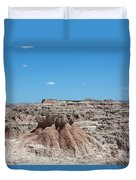 The Badlands Duvet Cover